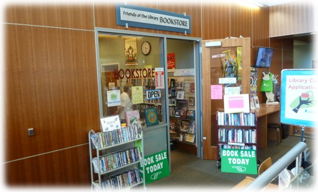 Friends of the Morgan Hill Library Bookstore